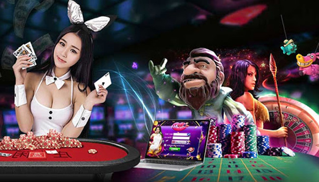 Mixing How to Play Online Poker Gambling
